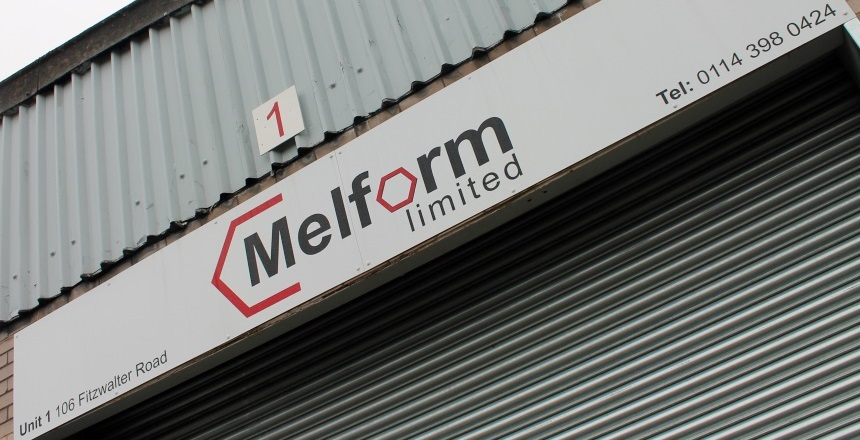 Melfrom Sign Sheffield